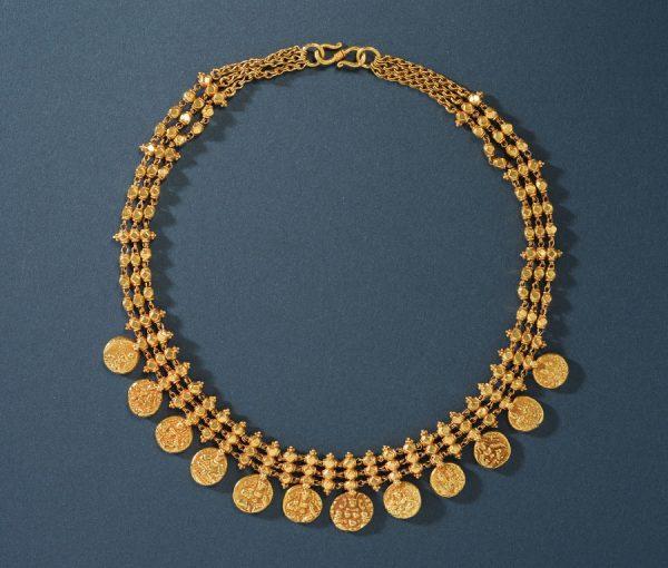 Maharashtra necklace