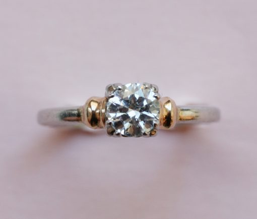 diamond solitair ring