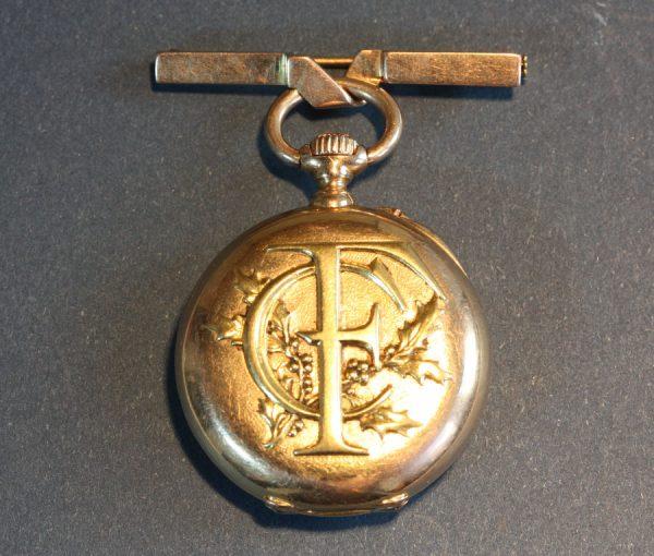 Clémèntine Falize's watch
