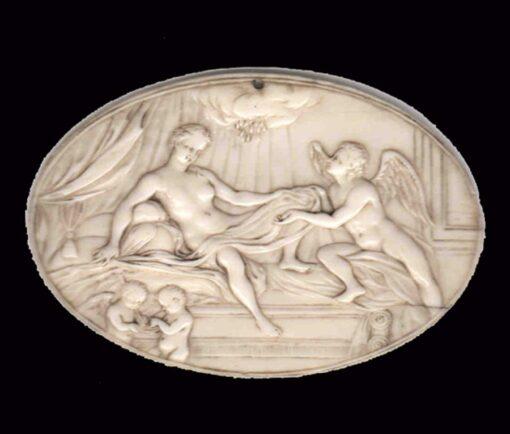 Danaë en Zeus