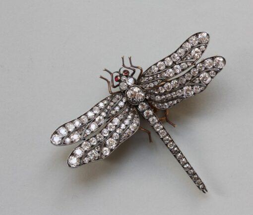 diamond dragon fly