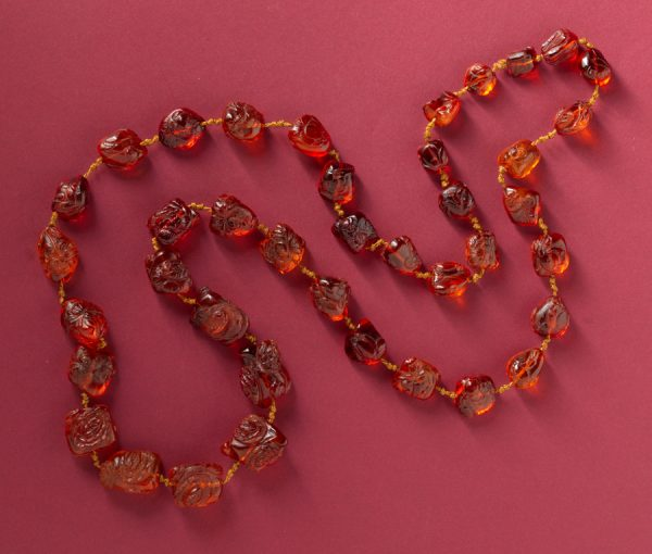 amber long chain