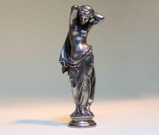 a steel seal of Venus