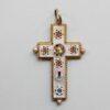 micromosaic cross