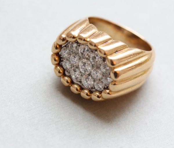 Tartelette ring