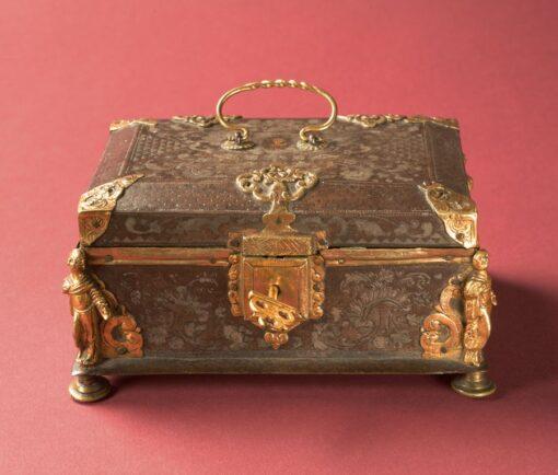 damascened box