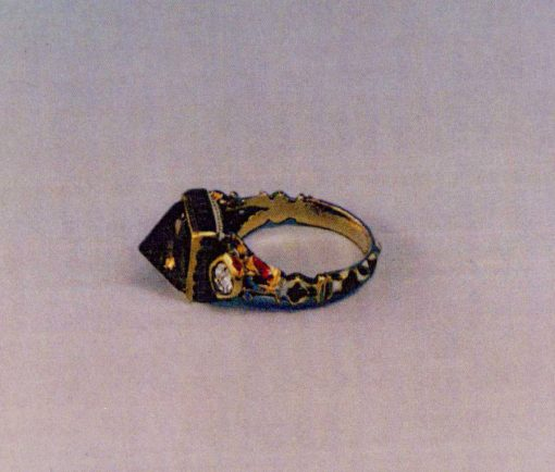 Moghul ring