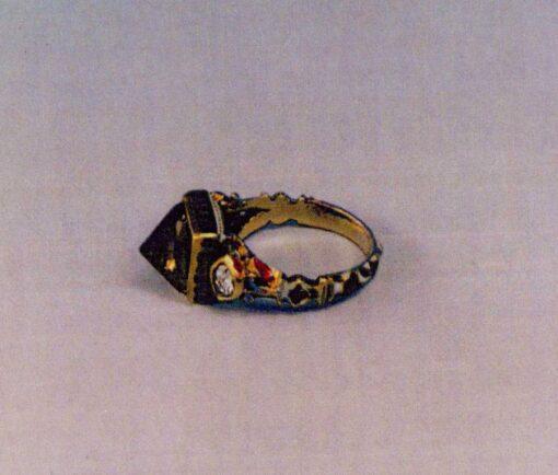Moghul ring