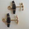 naval cufflinks