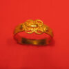 18th century gold ring