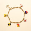 naval charm bracelet