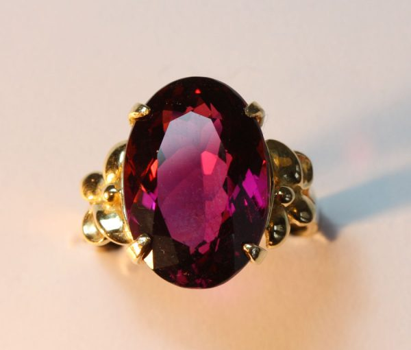 Itatia tourmaline ring