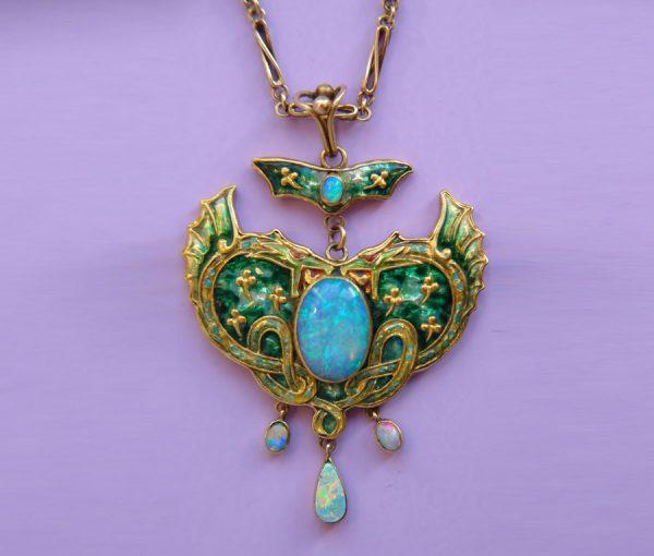 Arts & Crafts pendant