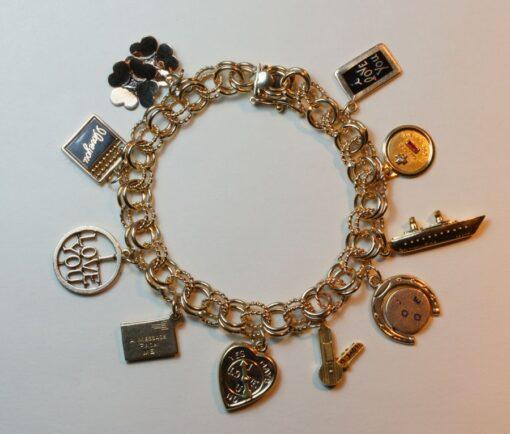 Love Token charm bracelet