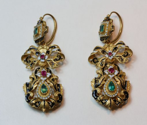 neo renaissance earrings
