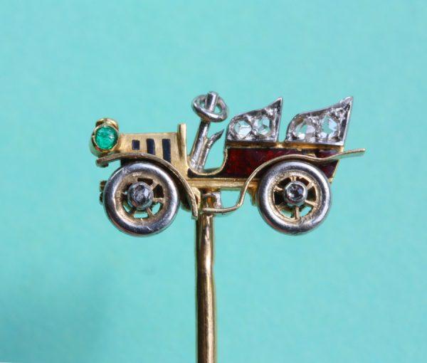 car stickpin