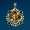 neo gothic pendant