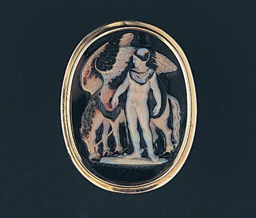 18th century cameo ring
