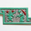 Art Déco brooch in chinese style
