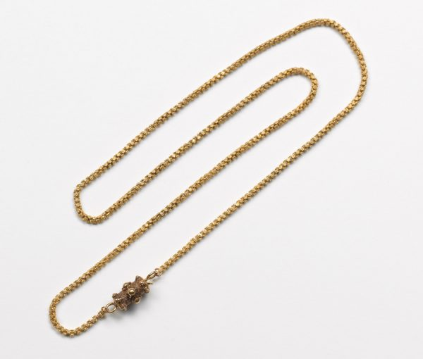 gold Georgian chain