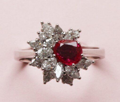 birma ruby ring
