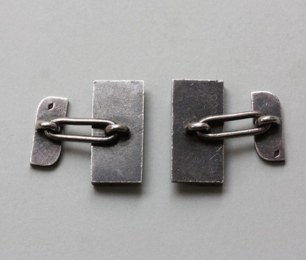 silver_Jean_Despres_cufflinks2