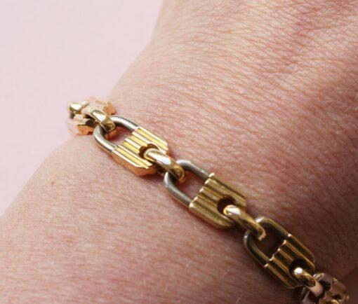 mauboussin lock bracelet