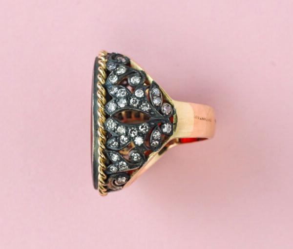 Tiffany Triton Ring