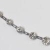 diamond deco necklace