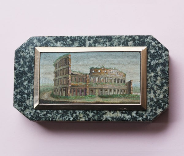 colosseum micromosaic