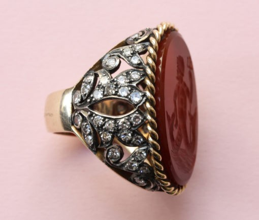 tiffany triton ring
