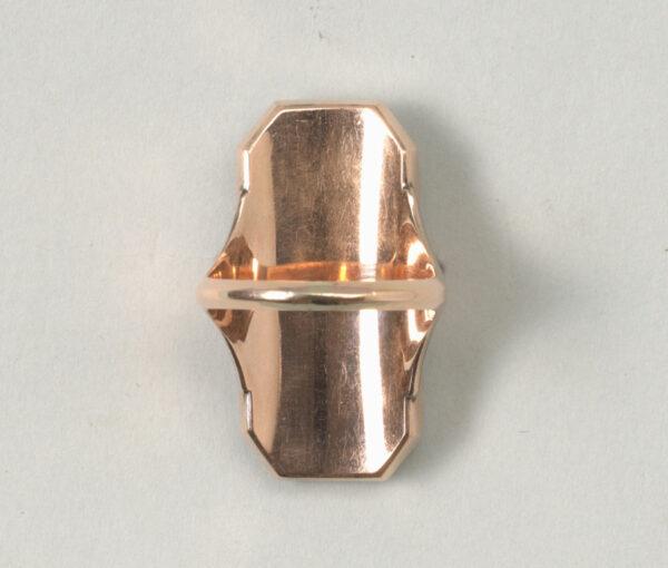 A JAMAIS ring