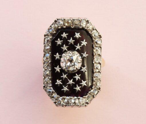 18thcentury_purple_glass-diamond_ring