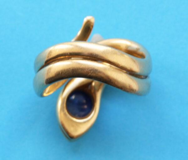 sapphire_snake_ring