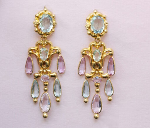 aquamarine_topaz_girandole_earrings
