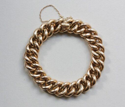 www_gold_curb_bracelet
