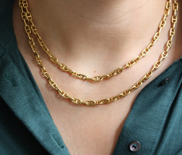 hermes long chain