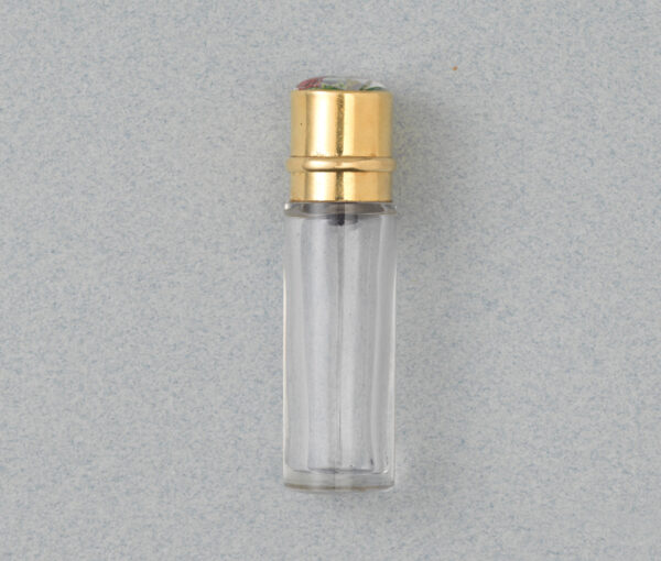 carnation perfume flask