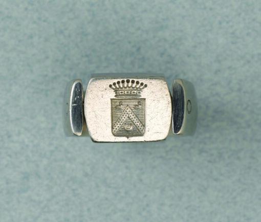 platinum seal ring