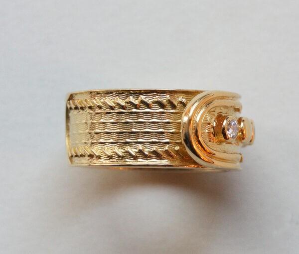 Kutchinsky buckle ring