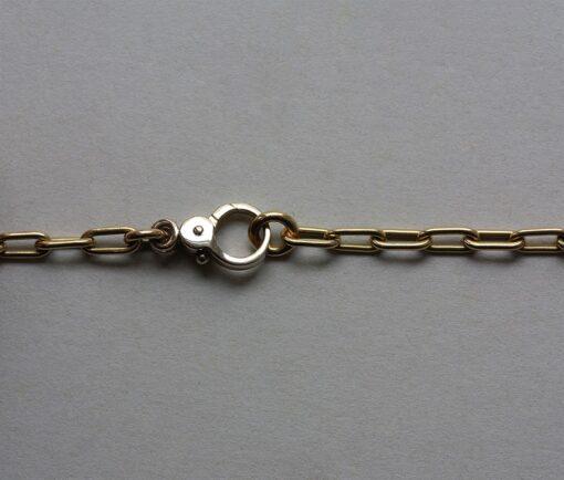 gold pomellato chain