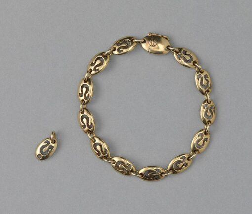 van cleef & arpels leo bracelet