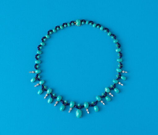 turquoise Musi necklace