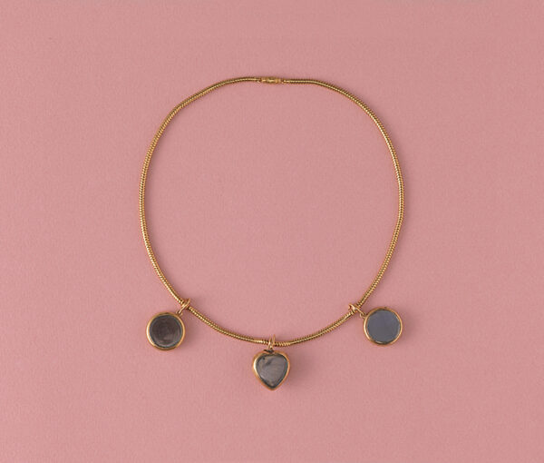 hope love and charity necklace