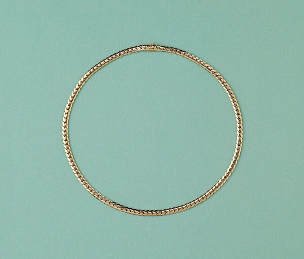 cartier curb link chain